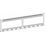 Orbit MBBH-24 Electric Box Multiple Box Bar Hanger - Flat 24""