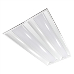 MaxLite - 5000 Lumens - ArcMAX Lay In LED 2X4 Panel - 55W - 5000K Cool White - MLVT24D5550