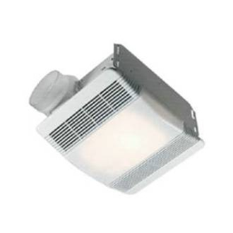 Nutone 70 Cfm Bath Fan With Fluorescent Light For 4 Quot Duct