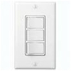 Nutone Four-Function Control Switch-White