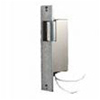 Nutone Electric Wood Door Release-Anodized Silver