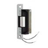 Nutone Electric Metal Door Release In Anodized Silver