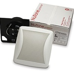 Nutone 50 CFM Ultra Silent Fan Builder Pack-Blower and Grille Only