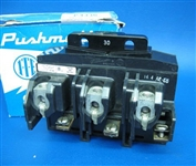 ITE Pushmatic P4330 Circuit Breaker Refurbished