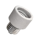 Value Brand Medium to Medium Base Porcelain Socket Extender