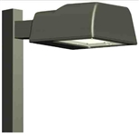 Alh100Xqt 100W Mh Qt Hpf Med Type Ii Plus Lamp Wall Mount Bronze
