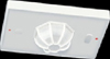 2400W 120V Hallway Occupancy Sensor-White