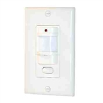 Los800Caw-120 Occupancy Sensor 800W 120V Wall Title 24 Ca White