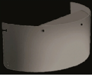 Rwb111A Ball Wall Bracket