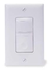 RH-200-A Passive Infrared (PIR) Multi-Way Wall Switch Vacancy Sensor Almond