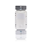 RH-200-LA Passive Infrared (PIR) Multi-Way Wall Switch Vacancy Sensor Lt.Almond