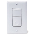 Watt Stopper RH-253-I Decorator Single Pole Momentary Switch Ivory