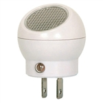Satco 75040 - LED Night Light Multi Directional - With Photo Cell - 100,000 Life Hours - 120 Volt