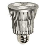 Satco - 9 Watt - LED - PAR20 LED - PAR20 - 3200K Warm White - Flood - 35 Watt Equal - 120 Volt