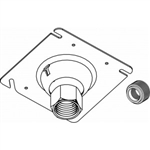 "Orbit SCS-75 Electric Box Cover, Swivel 3/4"" w/1/2"" Reducing Bushing - 4"" Square"