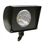 Howard Lighting - 3375 Lumens - Small LED Flood - 40 Watts - 4000K Cool White - SLF-40-40-MV