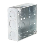 "Value Brand UMI 4"" Metal Junction Box"