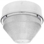 "Vangf60Qt Van Garage 15"" Round 1 X 60W Cfl Qt Plus Lamp Bronze"