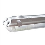 "Howard Lighting - 9915 Lumens - 48"" LED Vaporproof Highbay Mid-Power - 82 Watts - 4000K Cool White - VHL2F28808240U00000I"