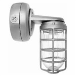 "Vxbr2F32 Vp Cfl Bracket 32W Qt 1/2"" With Glass Globe Cast Gd"