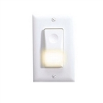 WN-100-120-IA WN-100 Passive Infrared Nightlight Wall Switch Sensor Lt.Ivory