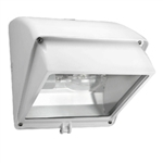 Wp1Csh70W Wallpack 70W Hps 120V Hpf Cutoff Plus Lamp White