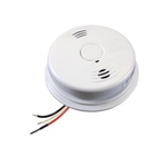 Kidde i12010S Smoke Detector, 120V 10-Year Worry-Free AC/DC Sealed Lithium Wire-In w/Battery Back-Up (21010407-A)