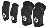SixSixOne Evo D3O Elbow & Knee Pads | Combo Pack