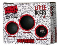 Triple Eight Little Tricky Youth Protective Pack With DVD