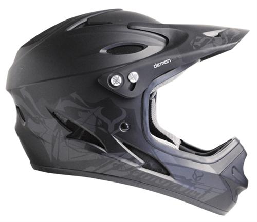 demon ricochet mountain bike full face helmet. Black Bedroom Furniture Sets. Home Design Ideas