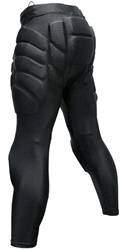 Demon Flex Force Long Padded Pants
