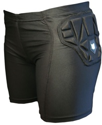 Demon Skinn Padded shorts for Women