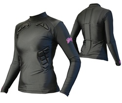 Demon Skinn Padded Top for Women