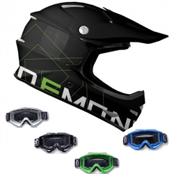 Demon Zero Full Face Mountain Bike Helmet