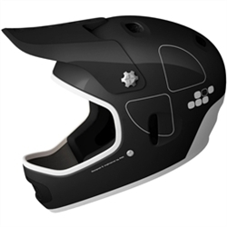 POC Cortex Flow Full Face Helmet for BMX and Mountain Bike