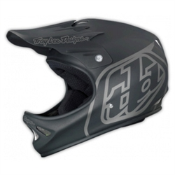 Troy Lee Designs D2 Midnight 2 Black BMX Helmet