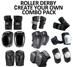 Create Your Own Roller Derby Combo Pack