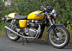 Triumph Stainless Steel 2>1 Exhausts T100 SE Bonneville Thruxton