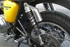 TEC Alloy Remote Reservoir Shocks for Triumph Thruxton Scrambler