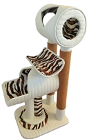 KTP IVORY SAHARA Luxury Cat Tower