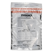 Large Plastic Evidence Bag
