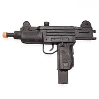 Soft Foam Rubber Uzi