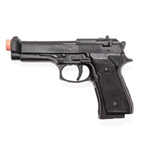 Soft Foam Rubber .45 Caliber Pistol