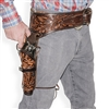 Genuine Leather Western Holster