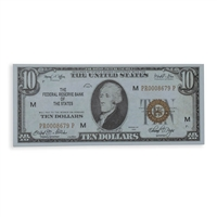 Prop Movie Money - $1,000 Stack Full Print (1920s series)