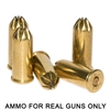 .44-40 Brass Blank Ammunition with Smoke (50)