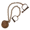 Iron Ball and Chain