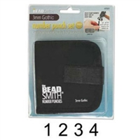 Beadsmith 3mm Metal Number Stamp Set - SGLPS023