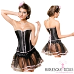 Miss Valerie Corset Skirt Set