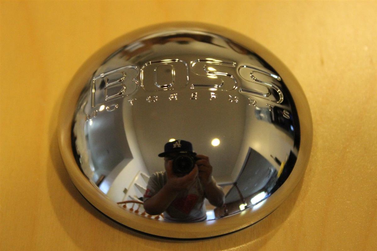 Boss 338 Chrome Wheel Rim Push In Center Cap 3271 Pnc50 34